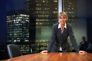 Female Corporate Crime iStock gemphotography