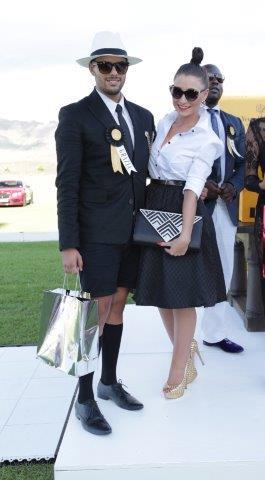 GRAZIA Best Dressed Couple