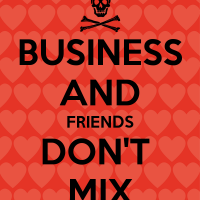 Friendship and business don't mix | Inspired Women