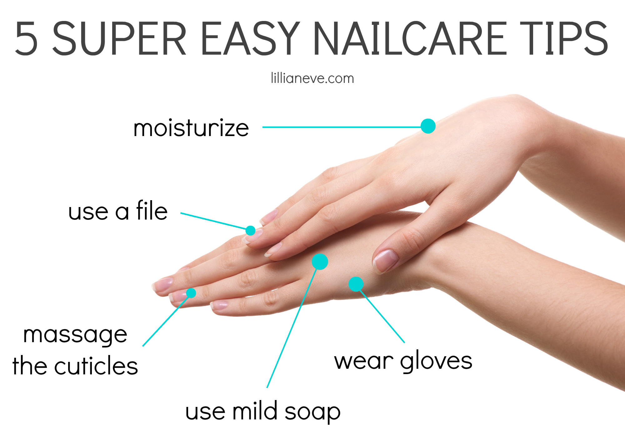 How to have healthy looking nails