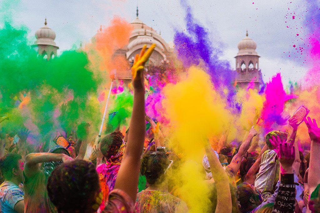 Holi Photo: What Is The HOLI Festival?