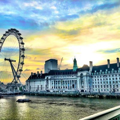 Travel London – Shopping, Solving a Mystery and View From The Top