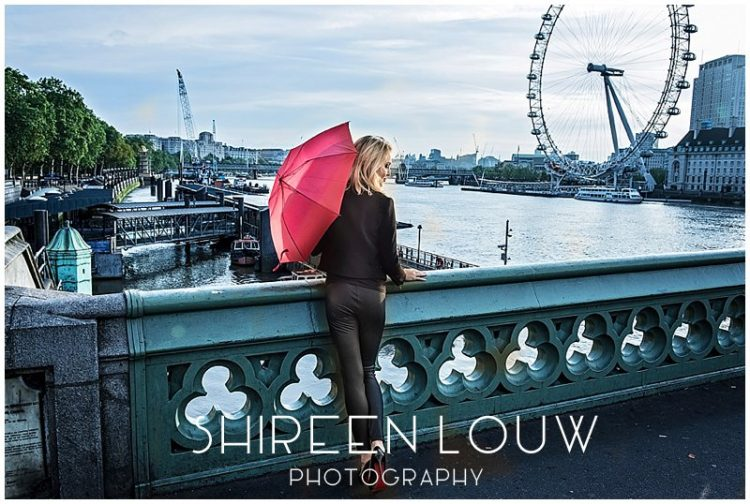 Lux Sport Fashion in London with Sue Duminy