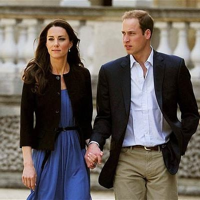 Travel – Meeting the Royals in London Spoof