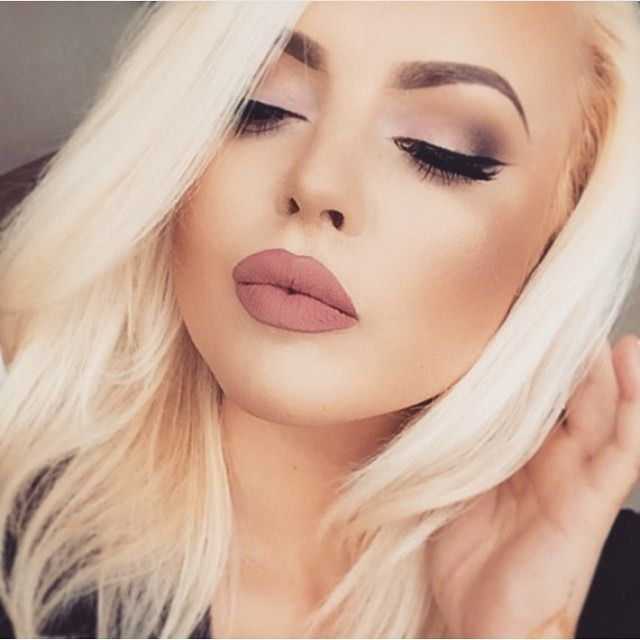 Nude Inspired Make-up