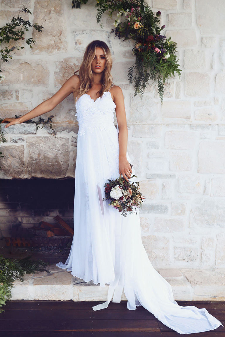 Most Popular Baby Names Of 2017 Predictions: The Most Popular Wedding Dress On Pinterest