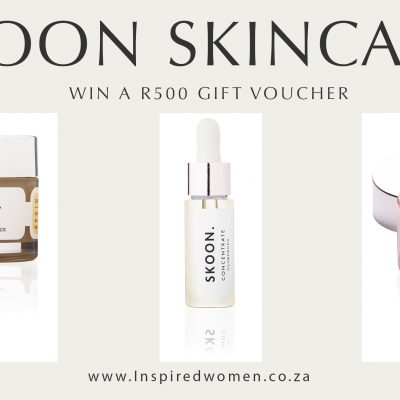 WIN With Skoon Skincare