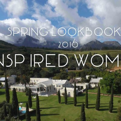 Inspired Women Spring Fashion Lookbook 2016