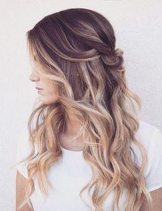 half-hair