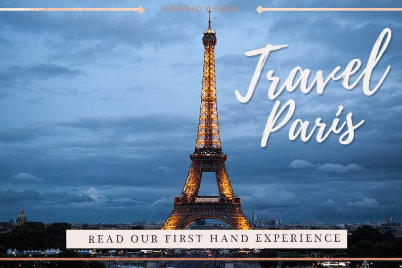Travel Paris FB