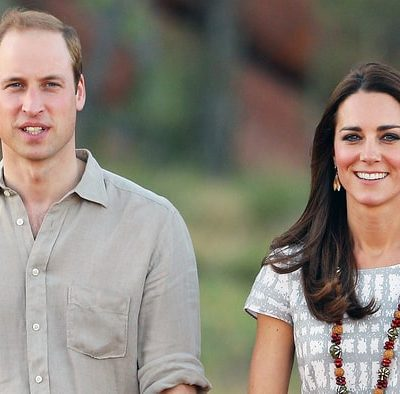 Meeting The Royals Spoof {Live From London}