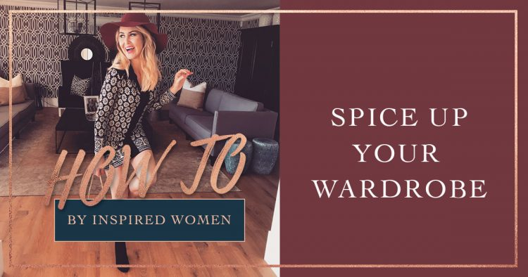 The Easiest Way To Spice Up Your Wardrobe