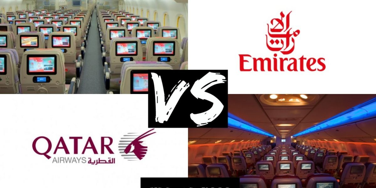 Qatar vs Emirates ~ Which Airline Really is Best?
