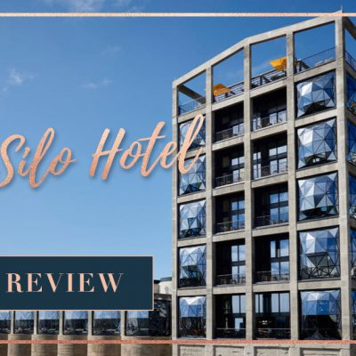 The Silo Hotel SPA Experience