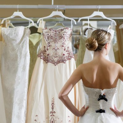 What wedding dress should you go for?