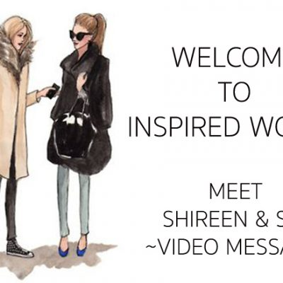 Meet Us Video – Shireen & Sue from Inspired Women