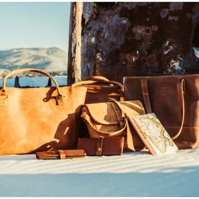 Burgundy Collective – Handcrafted Leather Goods