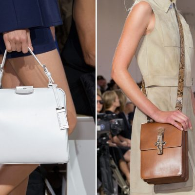 Standout Bags Straight From The Runway For This Season