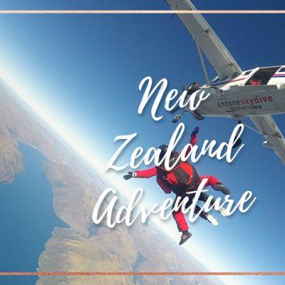Road Trip Through New Zealand