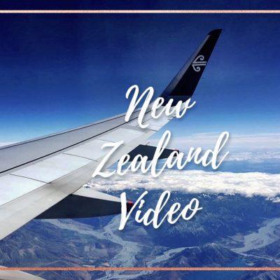 New Zealand Video Adventure – Shireen Louw & Sue Duminy Travel Video