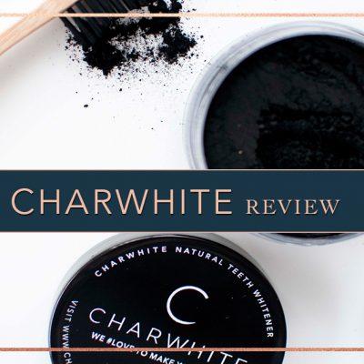 CHARWHITE all natural teeth whitener