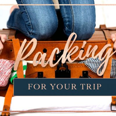 How To Pack Like A Pro For Your Trip!