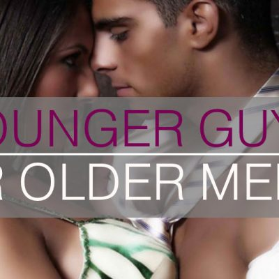 """Cougar or """"Young At Heart"""" ?"""